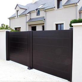 Portails et clôtures aluminium